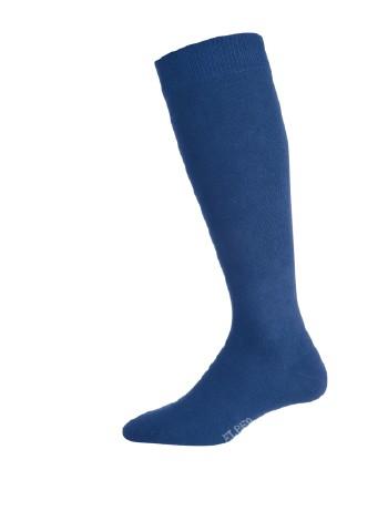 Elbeo Pure Cotton Herren Kniestrümpfe nachtblau