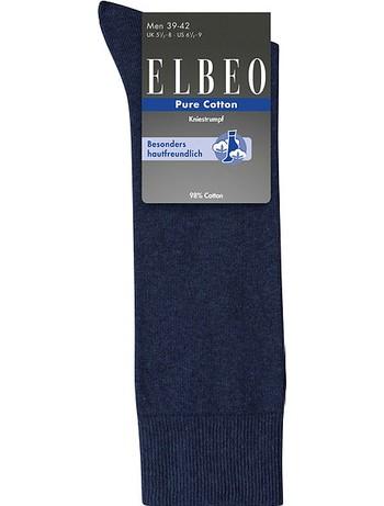 Elbeo Pure Cotton Herren Kniestrümpfe