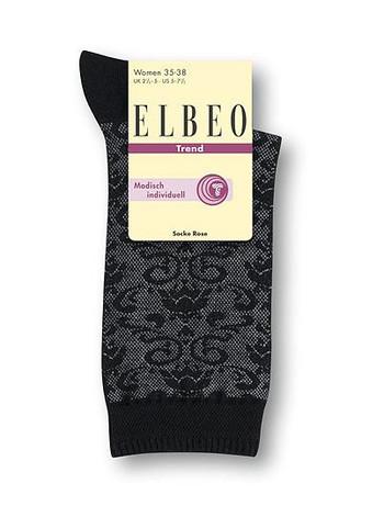 Elbeo Trend Rose Socken, im Nylon und Strumpfhosen Shop