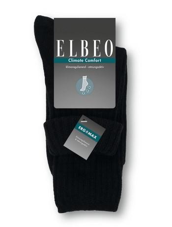 Elbeo Climate Comfort Turn-Up Socken fuer Damen, im Nylon und Strumpfhosen Shop