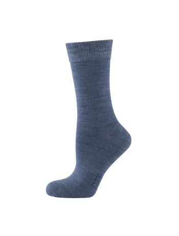 Elbeo Climate Comfort Socken hell denim mel