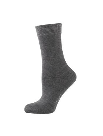 Elbeo Climate Comfort Socken anthrazit melange