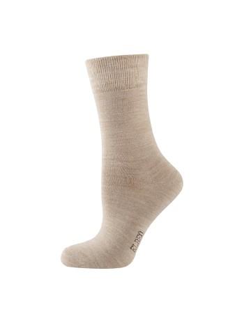 Elbeo Climate Comfort Socken beige mel