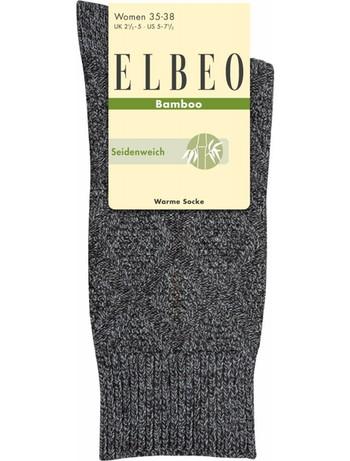 Elbeo Bamboo Seidenweich Socken