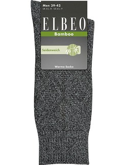 Elbeo Warme Socke für Herren