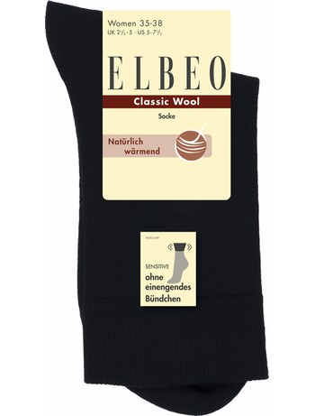 Elbeo Sensitive Wollsocke