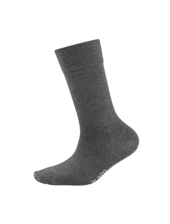 Elbeo Classic Wool Socke anthrazit melange