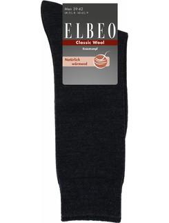 Elbeo Classic Wool Herren Kniestrumpf