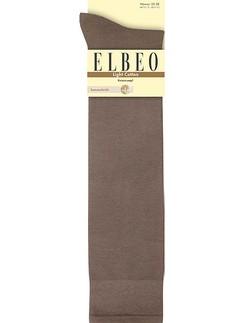 Elbeo Light Cotton Kniestrumpf