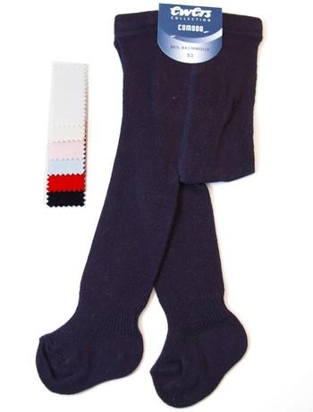 Ewers Comodo Baby Baumwollstrumpfhose schwarz