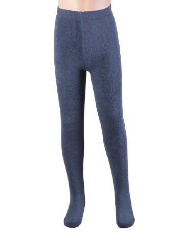 Ewers Kinder Thermostrumpfhose jeans-jaspe