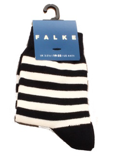 Falke Small Stripe geringelte Kindersocken