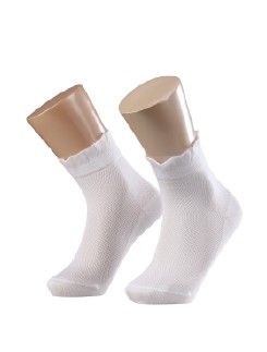Falke Romantic Net Kinder Socken