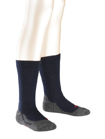 Falke Active Warm Kinder Socken marine