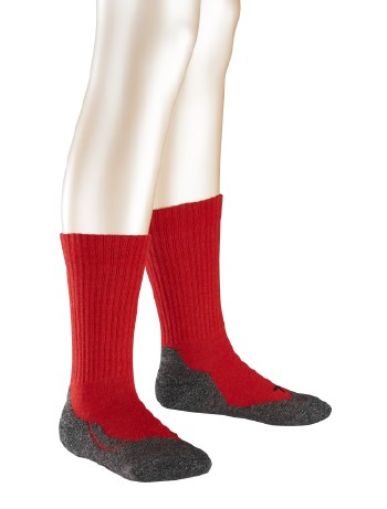 Falke Active Warm Kinder Socken feuer