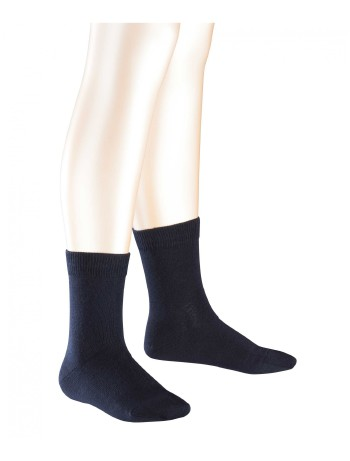 Falke Family Kinder Socken dark marine