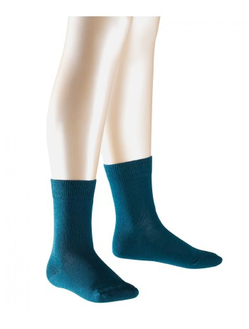 Falke Family Kinder Socken canard/petrol