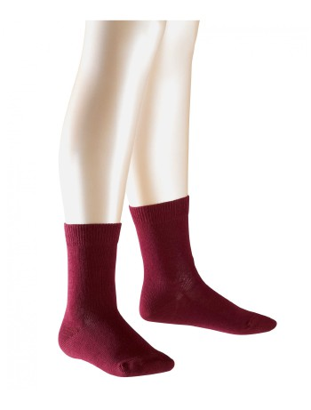 Falke Family Kinder Socken merlot