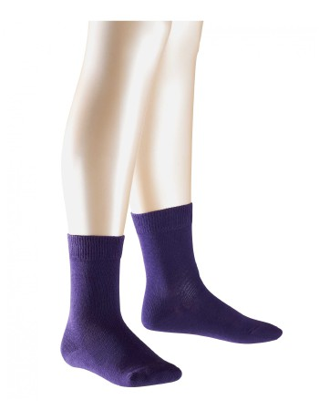 Falke Family Kinder Socken blue purple
