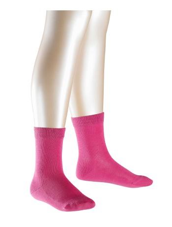 Falke Family Kinder Socken magenta