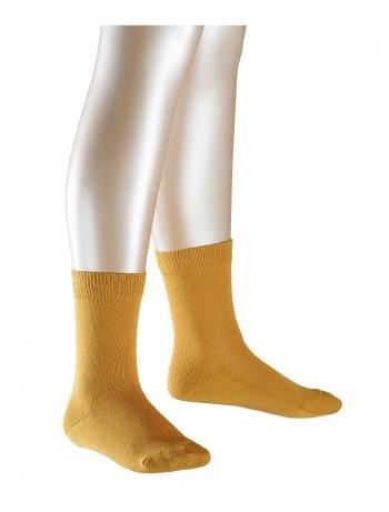 Falke Family Kinder Socken curcuma