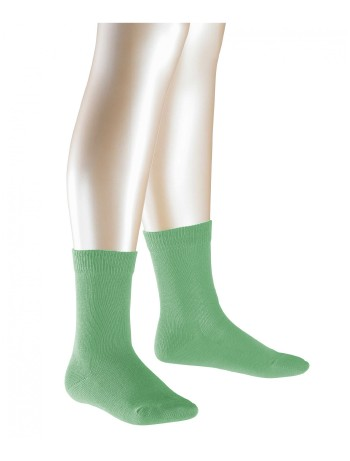 Falke Family Kinder Socken milky green