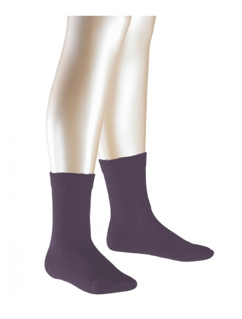 Falke Family Kinder Socken elder (aubergine)