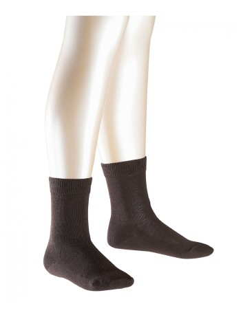Falke Family Kinder Socken darkbrown