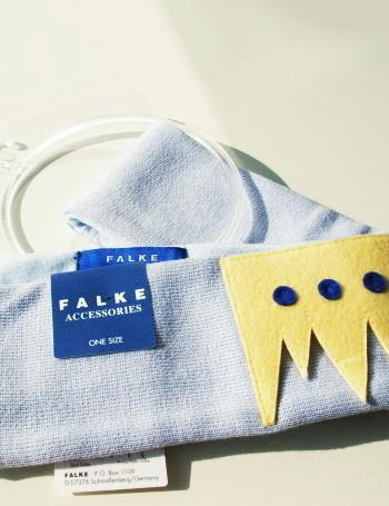 Falke Royal Kleinkinder Schal, im Nylon und Strumpfhosen Shop