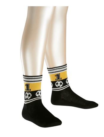 Falke Soccer Fußball Socke schwarz