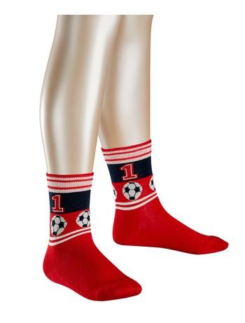 Falke Soccer Fußball Socke feuer
