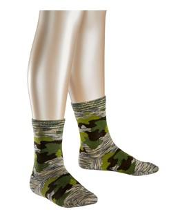 Falke Seasonal Camouflage Kindersocken