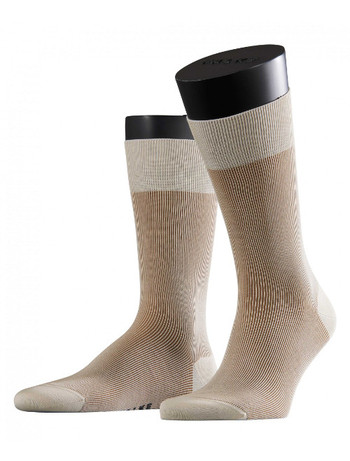 Falke Fine Shadow Herren Socken gravel