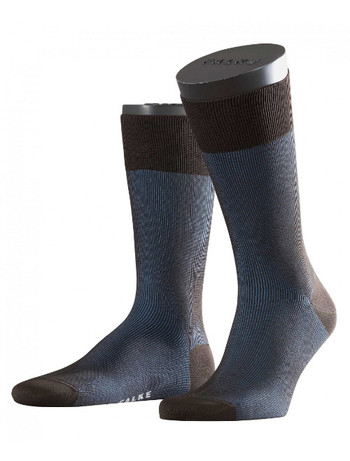 Falke Fine Shadow Herren Socken rock-limelight
