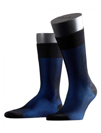 Falke Fine Shadow Herren Socken black 02