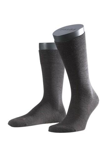 Falke Sensitive Berlin Herren Socken dark brown