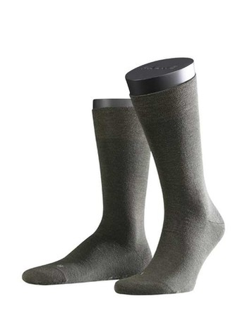 Falke Sensitive Berlin Herren Socken forest