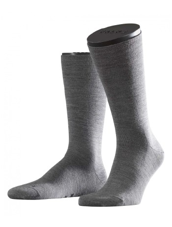 Falke Sensitive Berlin Herren Socken dark grey