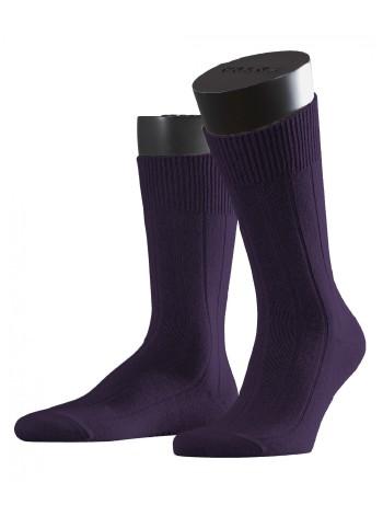 Falke Lhasa Rib Herren Socken velvet