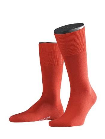 Falke Airport Herren Socken scarlet
