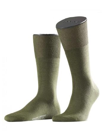 Falke Airport Herren Socken tundra