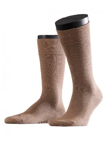 Falke Sensitive London Herren Socken nutmeg mel.