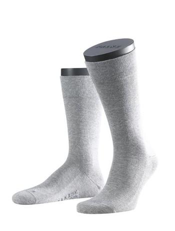 Falke Sensitive London Herren Socken hellgrau