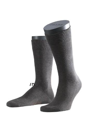 Falke Sensitive London Herren Socken dark brown