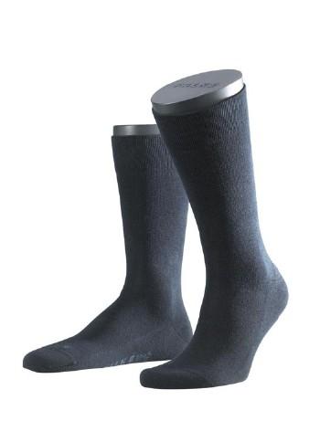 Falke Sensitive London Herren Socken dunkel marine