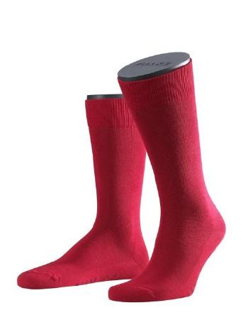Falke Family Herren Socken scarlet
