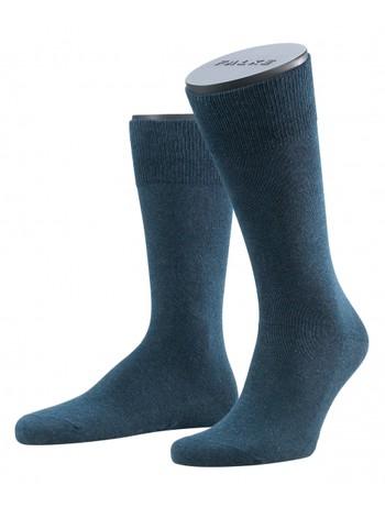 Falke Family Herren Socken marineblau meliert