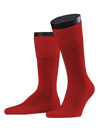 Falke Tiago Herren Socken scarlet