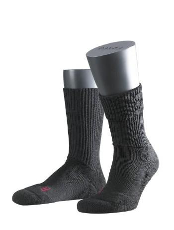 Falke Walkie Ergo Socken schwarz