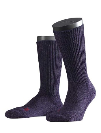 Falke Walkie Ergo Socken blueberry